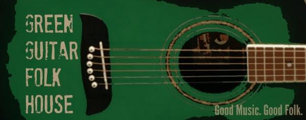 Green Guitar Folk House